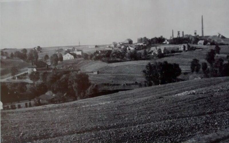 Panorama Niewiadomia, kopalnia Hoym, Ignacy